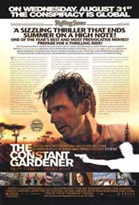 the constant gardener film wikipedia the free the constant gardener movie posters from movie poster shop