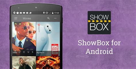 showbox for android phone showbox apk for android