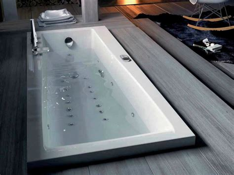 vasca da bagno a incasso vasca da bagno con idromassaggio tutto quello non sai