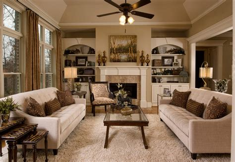 Classic Living Room Ideas by Traditional Living Room