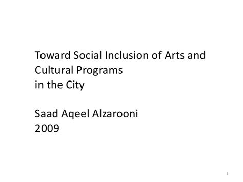 Social Inclusion And Exclusion Essay social inclusion thesis mfacourses887 web fc2