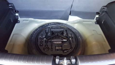 Kia Soul Tires by Spare Tire Install 2017 Kia Soul