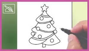 c 243 mo dibujar un 193 rbol de navidad 5 drawing a christmas