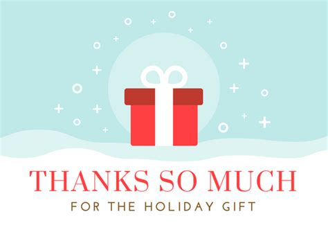 christmas thank you card printables free printable cards