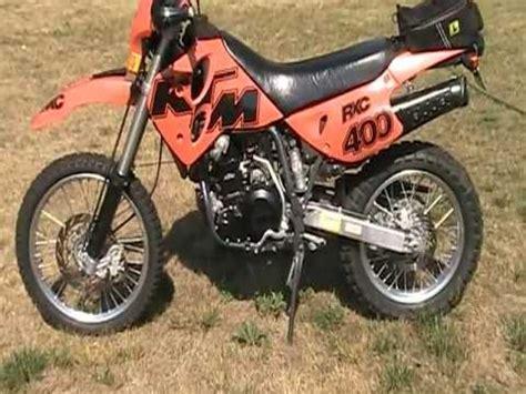 Ktm Rxc Ktm Lc4 400 Rxc 1998