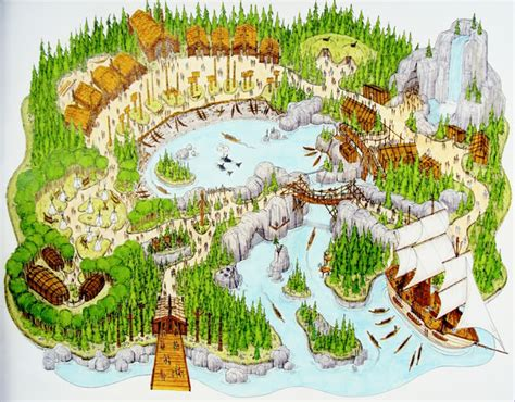theme park name ideas ride concept or theme park concept ideas turned into