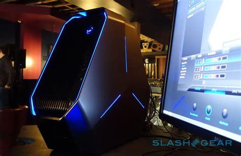 Laptop Alienware Area 51 alienware area 51 the gaming desktop just got wilder slashgear