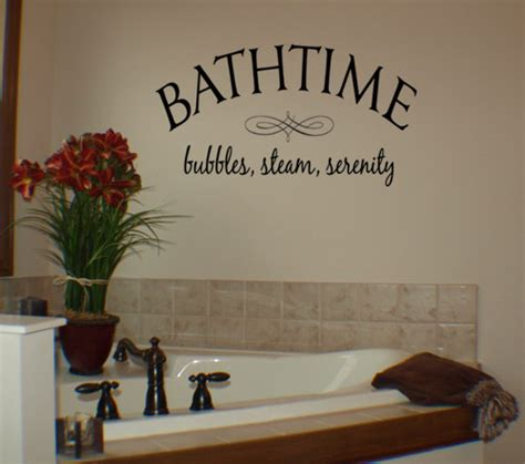 bathroom wall art sayings bathroom rules bath