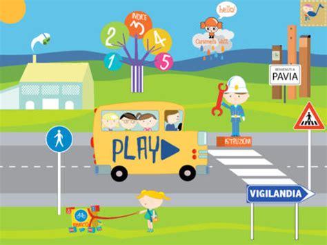 sedia a rotelle inglese vigilandia l app per insegnare l educazione stradale ai