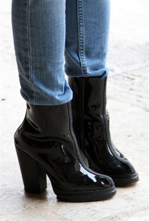 Boots Fashion Ad An 30 Wedges Hitam nyfw fall 2013 style shoptiques