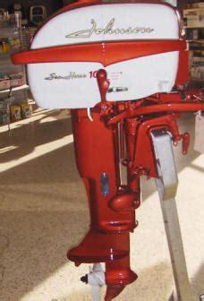 johnson seahorse 10 hp