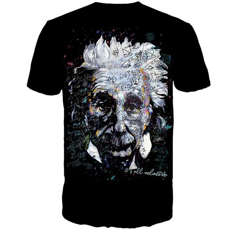 Albert Einstein Tshirt albert einstein it s all relative t shirt