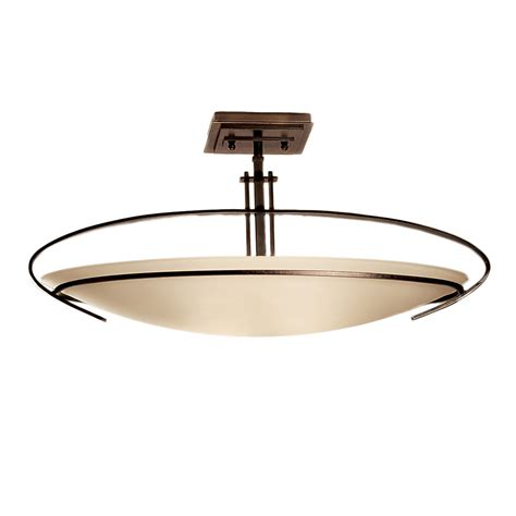 Semi Flush Ceiling Lighting Hubbardton Forge Lighting Lightopia Designer Lighting