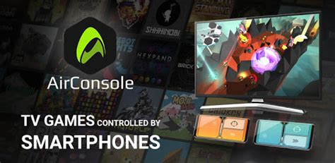 airconsole  tv  multiplayer game console apps