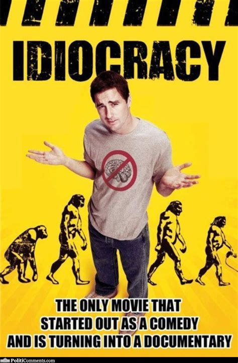 luke wilson idiocracy name why aren t we all globally connected through facebook