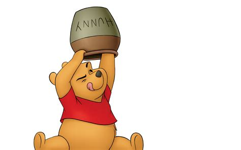 Honey Hunny The Pooh Iphone All Hp winnie the pooh with hunny desktop wallpaper