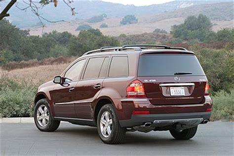 2007 mercedes benz gl450 review | autobytel.com