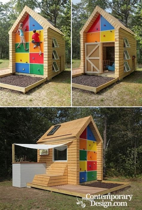 painted shed ideas