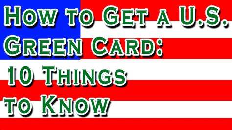 2015 How To Get Green Card What S The Easiest 10 Ways How