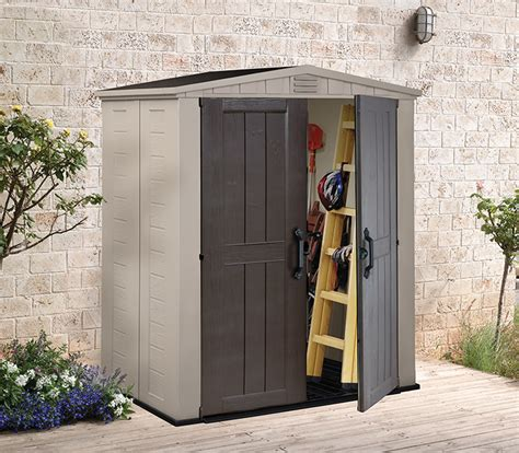 Plastic Garden Sheds Sydney by Keter Factor 6 X 3 Shed Sydney Garden Products