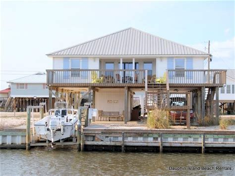 dauphin island vacation home with private dock dauphin - Dauphin Island Rentals With Boat Dock