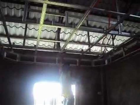 Metal Frame Ceiling Installations by Metal Furring
