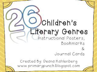 s day genre genre day teach123
