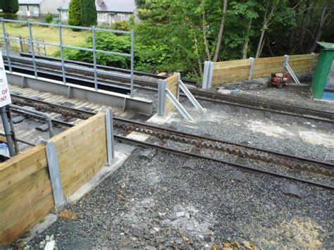 Steel Posts For Sleeper Retaining Wall by Railway Sleepers