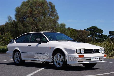 Alfa Romeo Gtv 6 by Sold Alfa Romeo Gtv6 Coupe Auctions Lot 7 Shannons