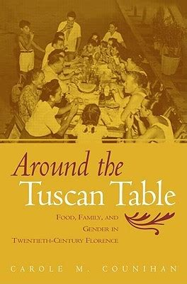 Around The Tuscan Table Food Family And Gender In