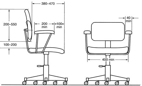 office chair dimensions in mm 1000 images about 3d modeling on models