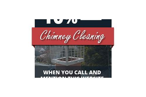 guaranteed chimney coupon