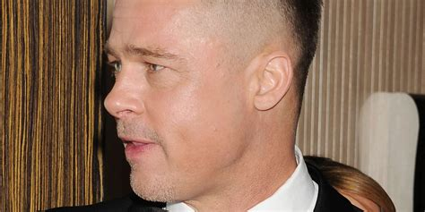 brad pitt new 2014 oscars inspired haircut tutorial thesalonguy brad pitt s new hair is for a movie but we re hoping he