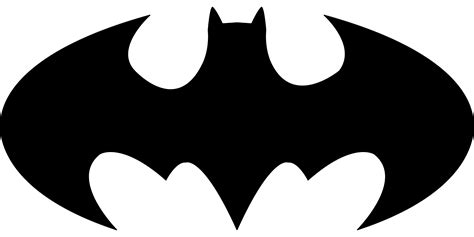 batman template batman bat sign template free printable papercraft templates