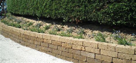 muri a secco per giardini muri a secco baldecchi giardini