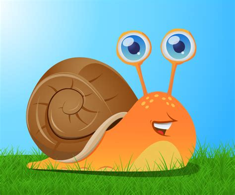 illustrator tutorial drawing cartoon quick tip how to create a cute snail using adobe illustrator