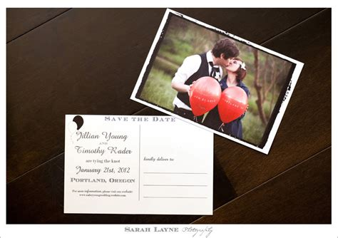 save the date card template font and back wording ideas wedding save the date postcards display back