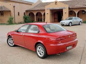Alfa Romeo 156 2005 Alfa Romeo 156 Specs 2003 2004 2005 Autoevolution