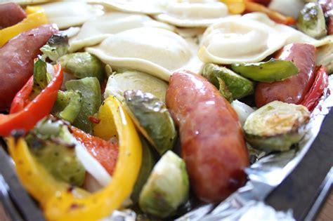kielbasa and pierogies sheet pan meal one pan dinner brats and pierogies sheet pan dinner the shirley journey