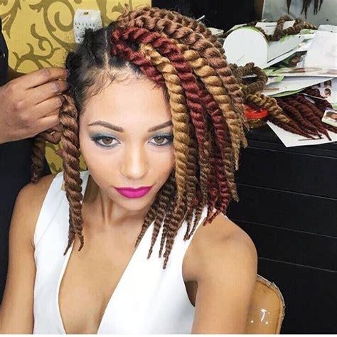 the best hair to buy for crochet braid weaves twist blonde havana mambo twist synthetic braiding hair havana