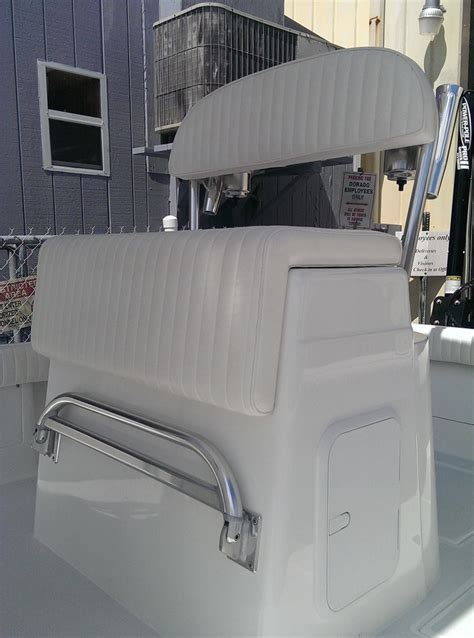 folding boat footrest dorado custom fishing boats boats for sale dorado 23