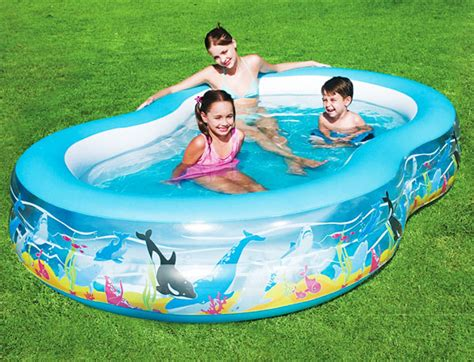Kolam Renang Splash And Play kolam renang karet bestway murah istanamurah
