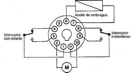 11 pin timer relay wiring diagram wiring diagram with