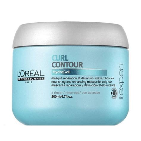l oreal serie expert curl contour masker hair and