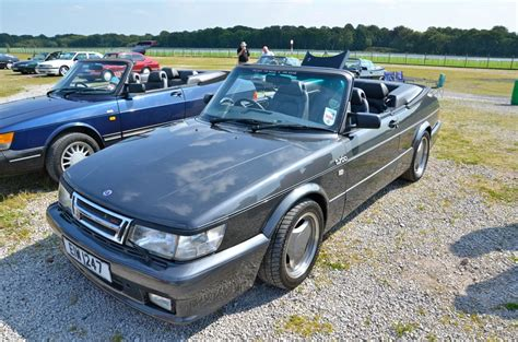 at the saab owners club gb annual meet part 2 inside