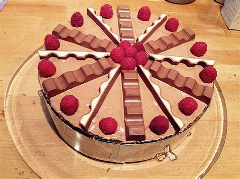 Kuchen Mit Kinderriegel Bilderrahmen Ideen