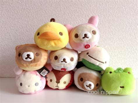 Boneka Rilakuma Frogy Second 3 san x tsum 2nd set of 9 soft squishy plush rilakkuma kerori japan ebay