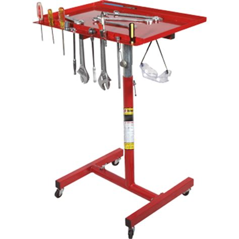 Mechanic Table by Ranger Rcd 65 Rolling Adjustable Tool Tray