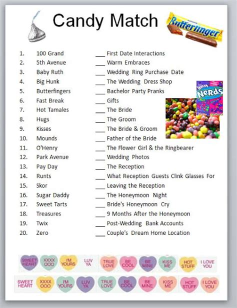 printable bridal shower games for free free printable bridal shower games