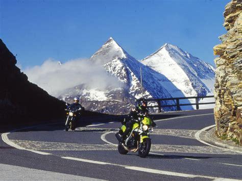Motorrad Fahren Französische Alpen by Motorradtour Gro 223 Glockner Hochalpenstra 223 E